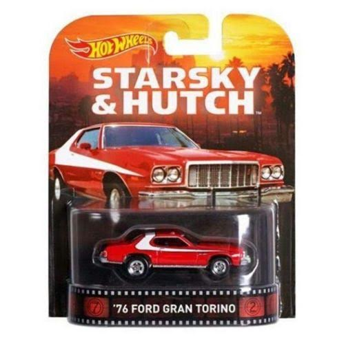 Search Results For Assortment: Hot Wheels Starsky And Hutch €�76 Ford Grand Torino Retro