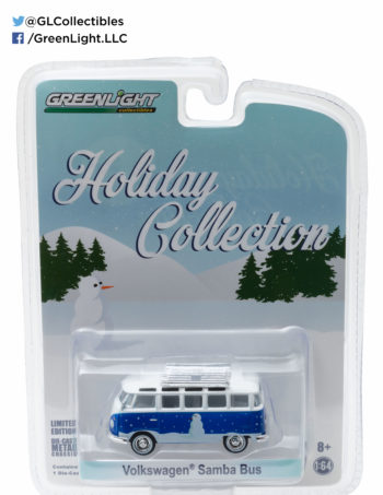 51077—1-64-hobby-exclusive—greenlight-holiday-collection—vw-type-2-bus-w-roof-rack—snowman—packaging-fronthigh-res_30284390804_o