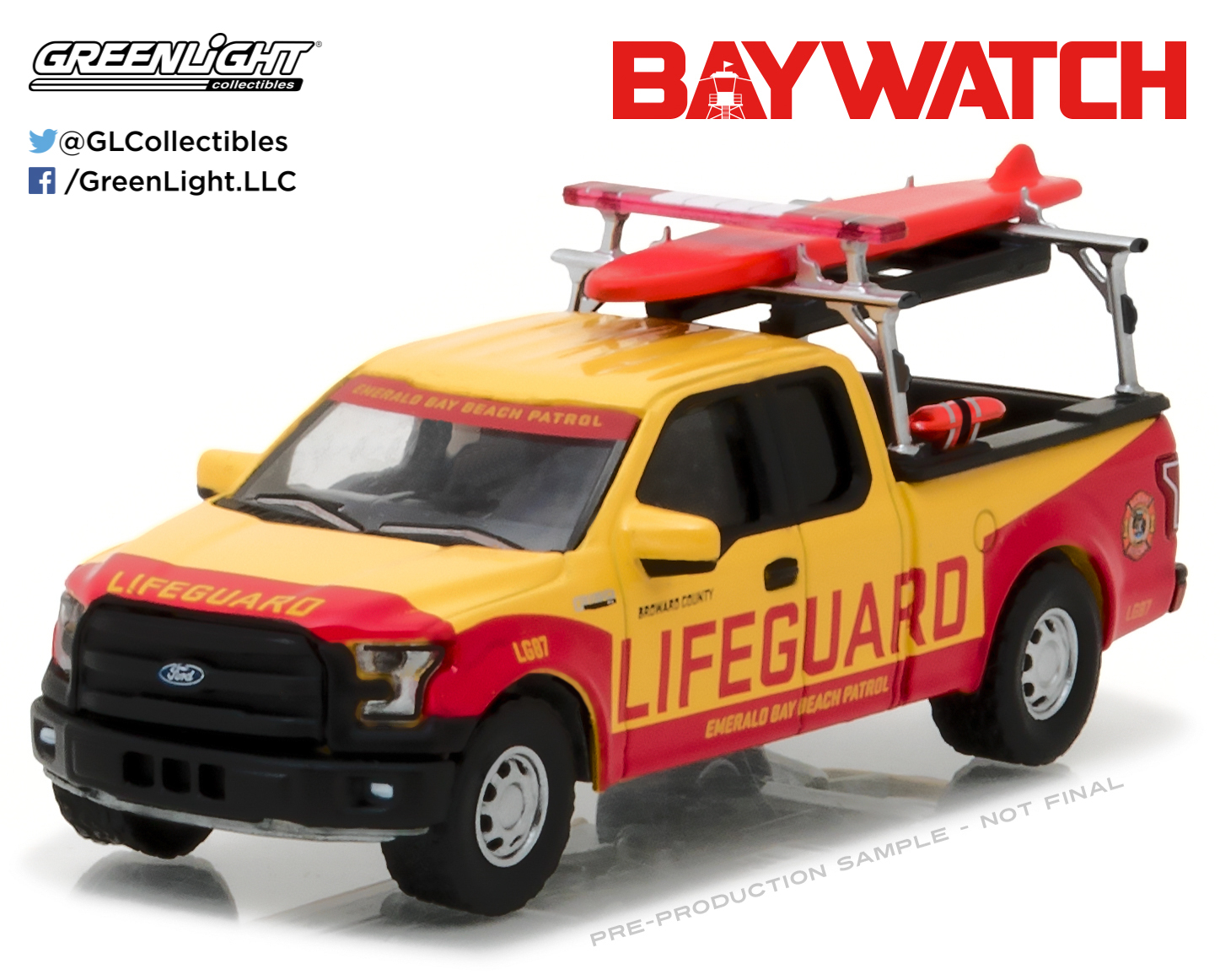 Toys For Trucks Green Bay : F greenlight collectibles hollywood series